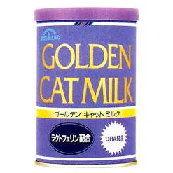 日本未発売 ミルクより母乳に近く セール価格 より健康な成長を考えたミルク ワンラック 130g ゴールデンキャットミルク