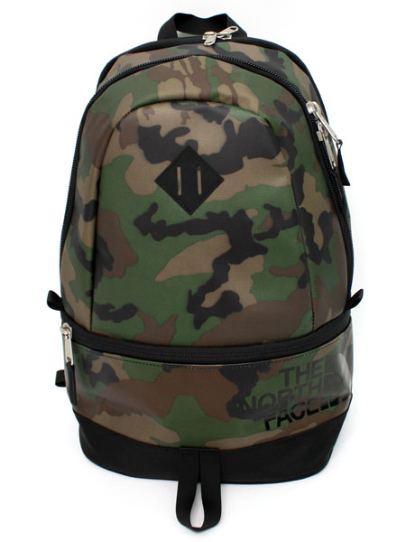 【送料無料】THE NORTH FACE BC DAY PACK【NM81504-MW-WOODLAND CAMO】