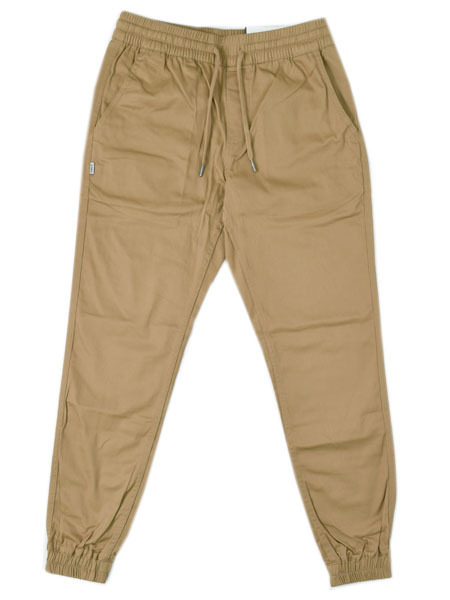 【送料無料】FAIRPLAY THE RUNNER PANTS-TAN【F1401001-TN-TAN】