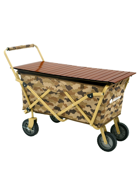 【送料無料】【代引き不可】Allstime MA TIME FOLDING WAGON【AT-0005-01-CAMO】