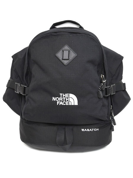 【送料無料】THE NORTH FACE WASATCH【NM71860-K-BLACK】