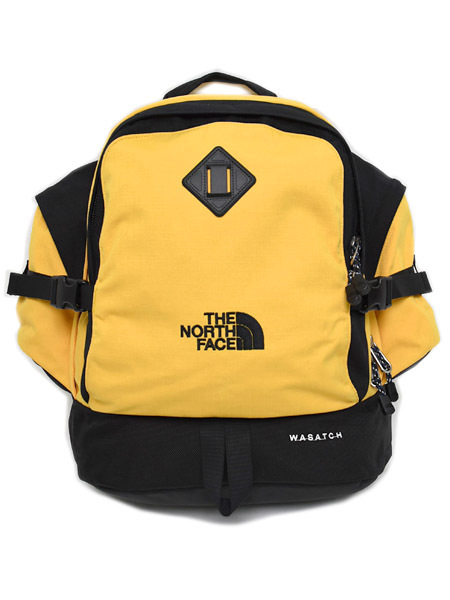 【送料無料】THE NORTH FACE WASATCH【NM71860-TY-YELLOW】