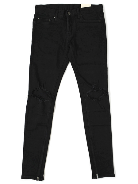 【送料無料】mnml M1 DENIM STRETCH BLACK【17ML-SP150SP-BK-BLACK DENIM】