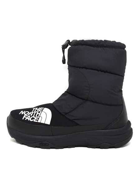 【送料無料】THE NORTH FACE NUPTSE DOWN BOOTIE【NF51877-KK-BLACK】
