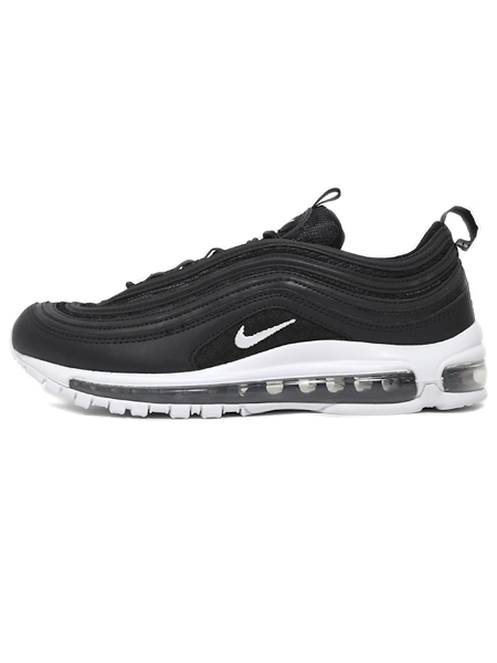 【送料無料】NIKE AIR MAX97 BLACK/WHITE【921826-001-BLACK】
