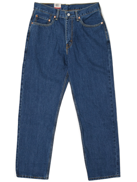【送料無料】LEVI'S 550 RELAXED JEANS-DARK STONE WASH【00550-4886-BLUE LWASH】