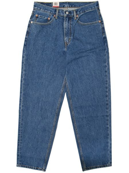 【送料無料】LEVI'S 560 COMFORT JEANS-MEDIUM STONE WASH【00560-4891-BLUE MWASH】