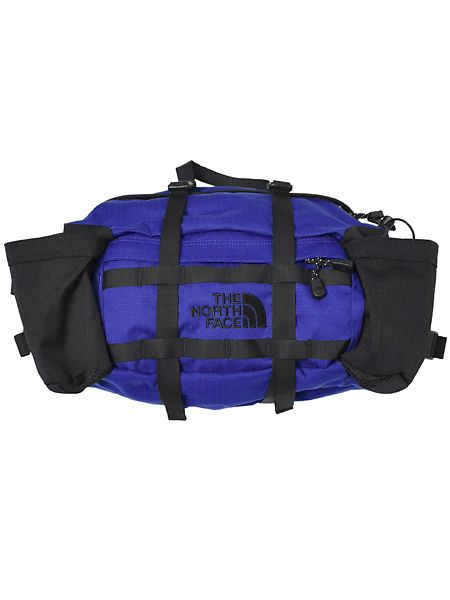 THE NORTH FACE DAY HIKER LUMBAR PACK【NM71863-AB-BLUE】
