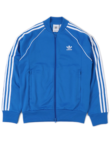 ADIDAS SST TRACK JACKET BLUEBIRD【EMX20-ED6053-BLUE】