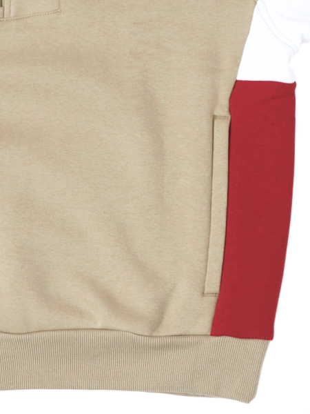 adidas originals modular 2 fleece - hemp