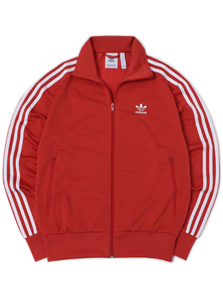 ADIDAS FIREBIRD TRACK TOP-LUSH RED【FUV59-FM3811-RED】