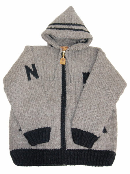 【SALE】【送料無料】CANADIAN SWEATER ZIP SWEATER HOODY グレー【ca084006r】