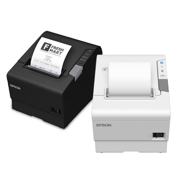 EPSON レシートプリンター TM-T88VIシリーズ TM886B502W/TM886B512B(Bluetooth/USB/有線/無線LAN) 【smtb-TK】