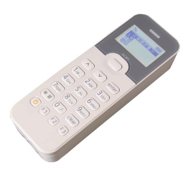 【 バーコードリーダー ワイヤレス 】AIMEX アイメックス テンキー付 次世代型 データコレクター BW-220WL 無線LANモデル Bluetooth【 1次元コード対応 無線 】【smtb-TK】