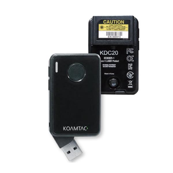 【 バーコードリーダーKOAMTAC 】KOAMTAC コームタック 小型バーコードリーダー・データコレクター KDC20i 1次元コード対応【 無線 バーコードリーダー ワイヤレス 】【smtb-TK】