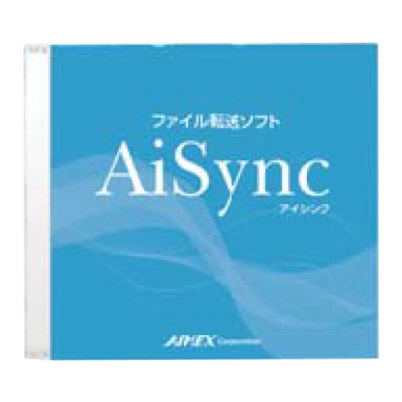 AIMEX アイメックス データコレクタ BW-220シリーズ用ファイル転送ソフト AiSync[型番:BW-220-AS]【smtb-TK】