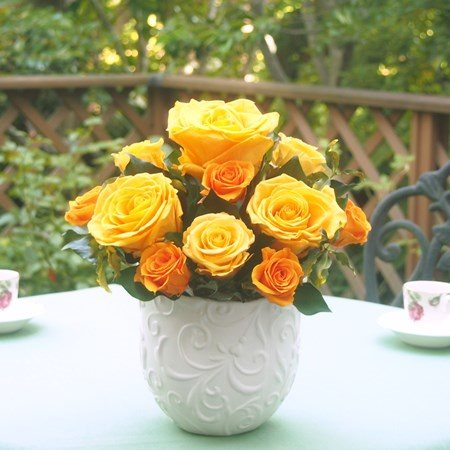 フォルトゥーナ プリザーブドフラワー ギフト ブリザードフラワー フラワーギフト ブリザーブドフラワー プレゼント 母の日 誕生日 結婚祝い お新築祝い