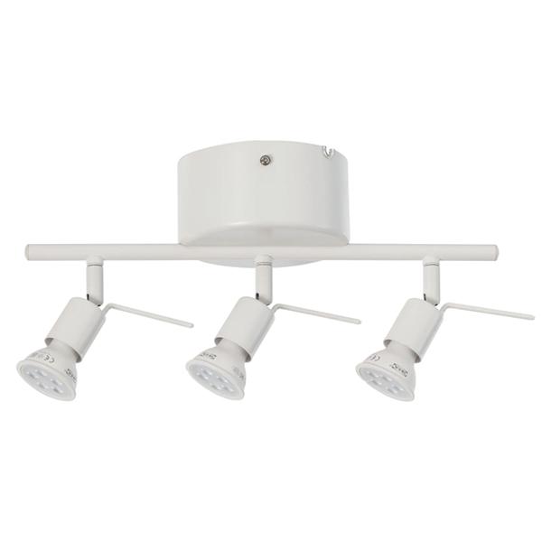 ※電球別売 送料無料 IKEA イケア TROSS トロス シーリングトラック スポットライト 3個 時間指定不可 シーリング 天井照明 Seasonal Wrap入荷 リビングルーム シーリングスポットライト c シーリング照明 ホワイト シーリングライト