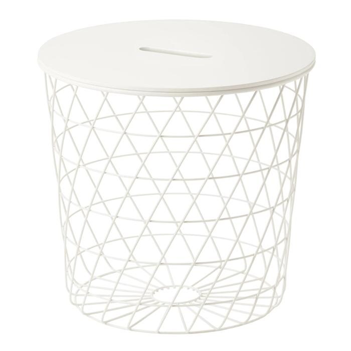 送料無料 IKEA イケア ナイトテーブル サイドテーブル KVISTBRO クヴィストブロー 割り引き 36x35 cm 10349453 丸 おしゃれ 北欧 リビングテーブル かわいい ベッドルーム 大好評です 寝室 机 デスク
