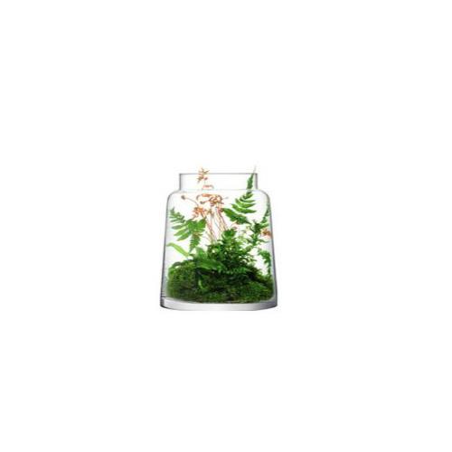 LSA International CHIMNEY[チムニー] フラワーベース 花瓶 クリア ガラス高さ30cm ※メーカーより直接お届けするため、お買上げ合計金額にかかわらず別途送料を設定しております。 【メーカー直送品のため、代引き・ラッピング・同梱不可】
