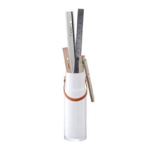 LSA International UTILITY[ユティリティ] フラワーベース 花瓶 ホワイト ガラス 高さ33.7cm※メーカーより直接お届けするため、お買上げ合計金額にかかわらず別途送料を設定しております。 【メーカー直送品のため、代引き・ラッピング・同梱不可】