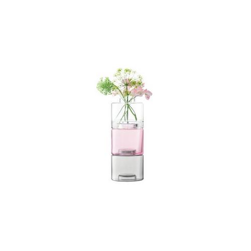 LSA International STACK[スタック] フラワーベース 花瓶 ガラス 高さ41.5cm※メーカーより直接お届けするため、お買上げ合計金額にかかわらず別途送料を設定しております。 【メーカー直送品のため、代引き・ラッピング・同梱不可】