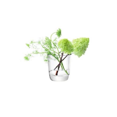 LSA International OTTO[オットー] フラワーベース 花瓶 クリア ガラス 高さ18cm※メーカーより直接お届けするため、お買上げ合計金額にかかわらず別途送料を設定しております。 【メーカー直送品のため、代引き・ラッピング・同梱不可】
