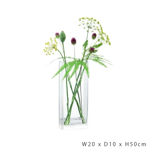 LSA InternationalMODULAR[モジュラー] フラワーベース 花瓶 クリア ガラス高さ50cm※メーカーより直接お届けするため、お買上げ合計金額にかかわらず別途送料を設定しております。 【メーカー直送品のため、代引き・ラッピング・同梱不可】