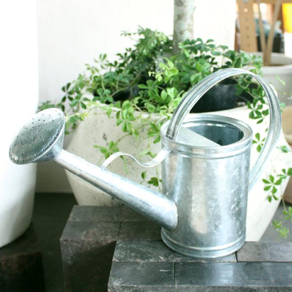 おしゃれ な 室内 グリーン 登場大人気アイテム 用 じょうろ インテリア ガーデニング 新作 大人気 としても 水やり 観葉植物 1.5L ジョウロ デザイン ブリキ ジョーロ 週末限定クーポンポイントアップ