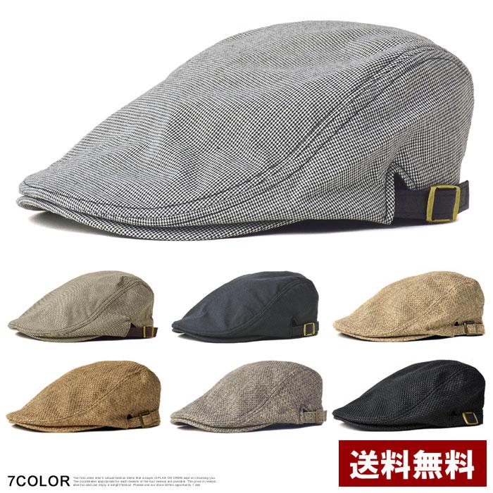 ゆうパケット便送料無料中☆伝統柄のハンチング帽 サイズ調節機能付き 大きいサイズもあります ハンチング メンズ 新色追加 千鳥ハウンドトゥース柄 クラシカル Z4D 帽子 パケ1 ファッション小物 2020新作 大寸ビッグサイズ 標準サイズ ハンチング帽