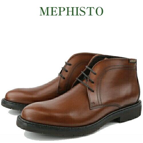 MEPHISTO JAPAN 正規取扱いメフィスト MEPHISTO 靴 TIBERIO ティベリオ チャッカーブーツ メンズ シューズ 本革 ポルトガル製 TIBERIO 7378