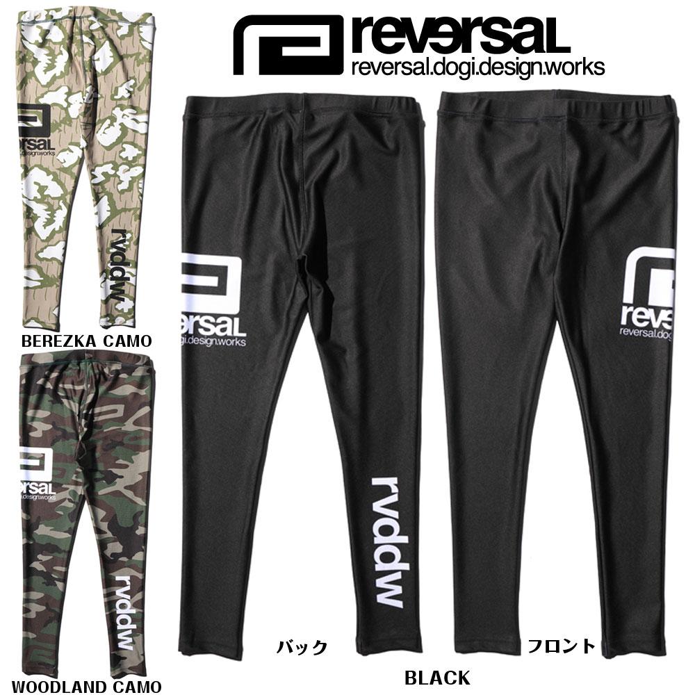 【reversal/リバーサル】ロングスパッツ/rvddw LONG SPATS(regular-active)(reg)
