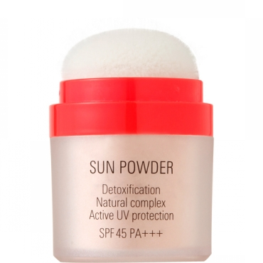 Hello Sunny Days Sun Powder SPF45 PA + Hello sunny days サンパウダー Korea cosmetics / Korea cosmetics and Korean COS /BB cream /bb