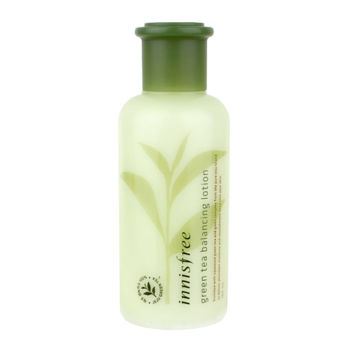 160 ml of Green tea pure lotion green tea pure lotions Korean cosmetic / Korean cosmetic / Korea Koss /BB cream /bb