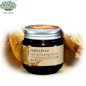 100 ml of Redginseng mask red ginseng (Red Ginseng) masks Korean cosmetic / Korean cosmetic / Korea Koss /BB cream /bb