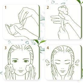 Green tea green tea mineral cleansing bar mineral cleansing bar 100 g Korea cosmetics and Korea cosmetics and Korean COS /BB cream /bb