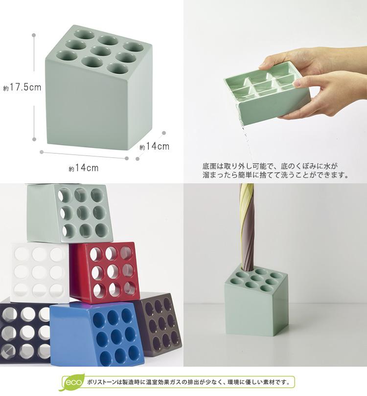 ideaco 多维数据集伞 / 领舞的伞头多维数据集 (亮)