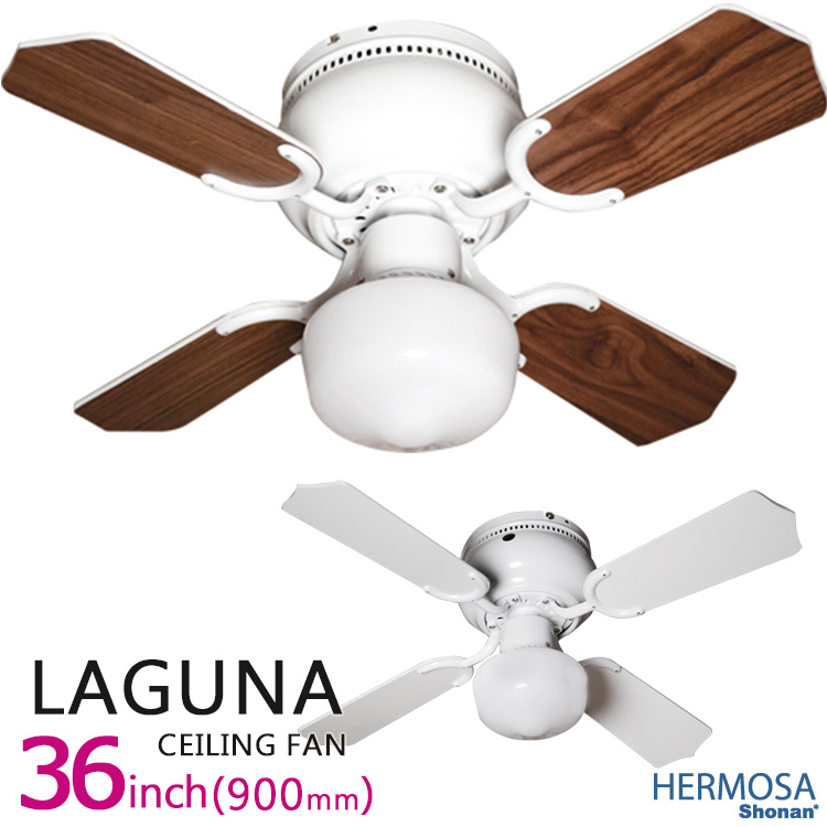 Interior flaner shop rakuten global market hermosa shonan hermosa shonan laguna ceiling fan 36 in laguna ceiling fan 36inch fs3gm aloadofball Images