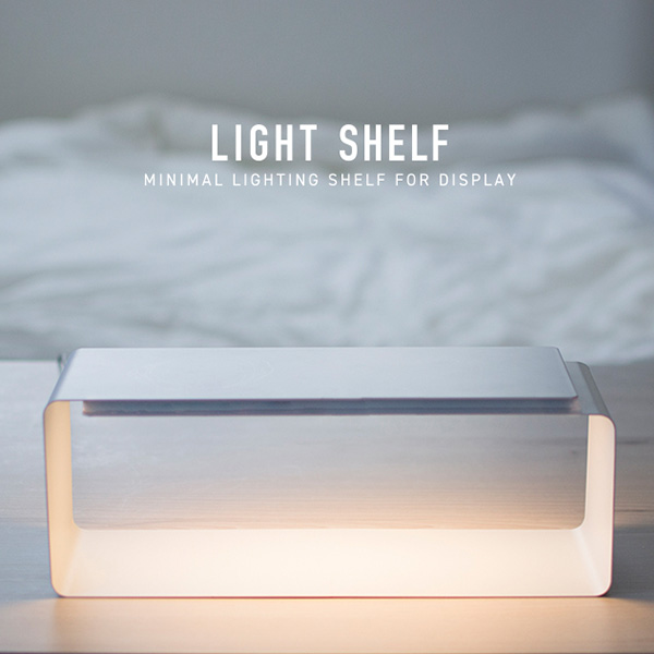 【正規販売店】LIGHT SHELF ライト シェルフ LED照明 フロアライト(YSM)【送料無料】【ポイント10倍/一部在庫有】【11/21】