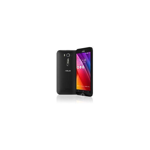 【リファービッシュ品】ASUS SIMフリースマートフォン ZenFone 2 Laser(Qualcomm Snapdragon 410/メモリ 2GB)16GB ブラック ZE500KL-BK16