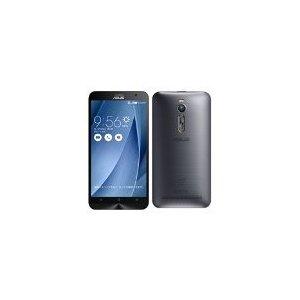 【リファービッシュ品】ASUSASUSTek ZenFone2 ( SIMフリー / Android5.0 / 5.5型ワイド / デュアルmicroSIM / LTE ) (グレー, 4GB/32GB)
