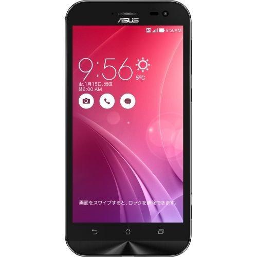 【リファービッシュ品】ASUS SIMフリーZenFone Zoom 32GBモデルブラック