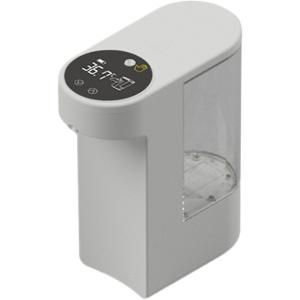 実物 正規品スーパーSALE×店内全品キャンペーン アルコールディスペンサー 受発注 シーテック 非接触型温度計 ホワイト 1台 ピッとシュ 消毒機