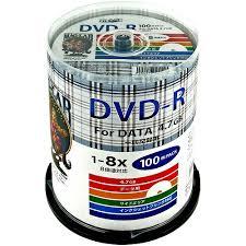 【お取り寄せ】【3000枚まとめ買い☆送料無料】HIDISC データ用8倍速 DVD-R ワイドエリア スピンドルケース100枚×30パック HDDR47HNP100