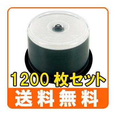 ☆お取り寄せ☆ 【1200枚セット・送料無料】データ DVD-R 4.7GB 8倍速対応50枚 ワイドインクジェットプリンタ対応 DR47HNP50_BULK