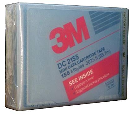 【生産終了品・在庫限り】3M QIC(1/4インチ) MINIデータカートリッジ