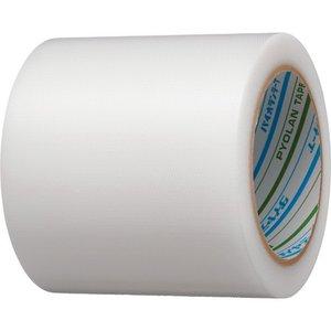 *受発注*ダイヤテックス粘着テープ 塗装養生用 100mm×25m クリア1セット(18巻)