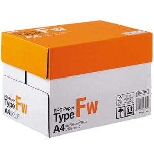 A4コピー用紙 受発注 お買い得な5箱セット PPC Paper 5箱 Type A4 新生活 高品質新品 12500枚:500枚×25冊 FW