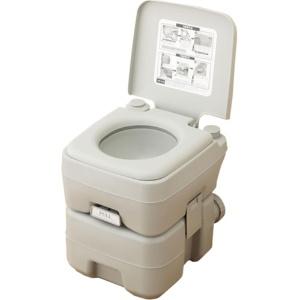 *受発注* マリン商事 ポータブル水洗トイレ 20L YZPT-20 1台
