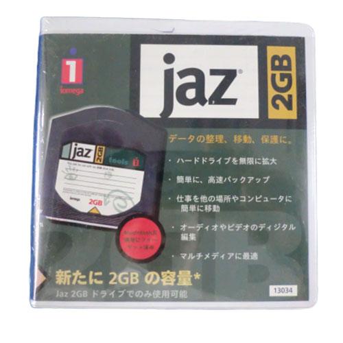 【アウトレット】 IOMEGA JAZディスク 2GB MAC用 13034